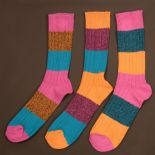 Oddsocks Thick Knit pack of 3 mens oddsocks